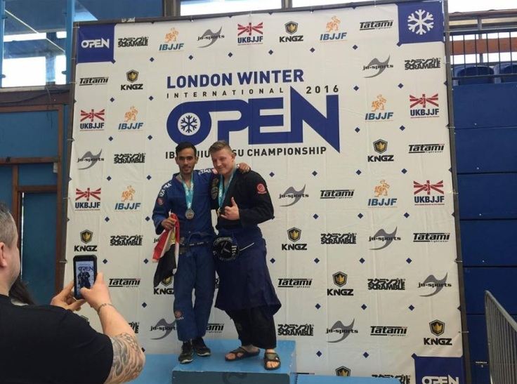 Omar Silver London Winter Open
