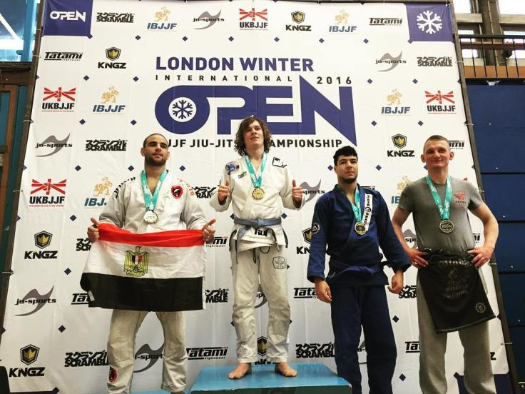 Zizo Silver London Winter Open